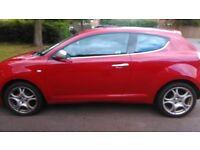 Alfa Romeo Mito for Sale !! Reliable and excellent condition