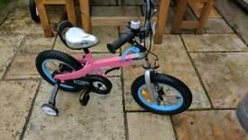 Girl's 14inch bike