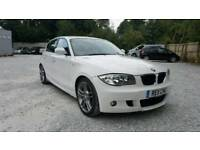 bmw 118d m sport 2011 109k mileage good condition, £30 a year road tax