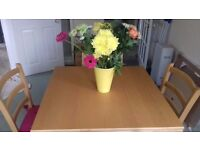 Extendable Dining Table Cargo