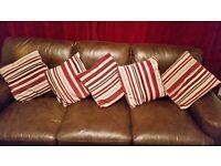 Set of Five Cushions