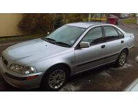 Bargain Volvo S40 .....£400 if gone tonight