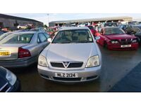 2003 VAUXHALL VECTRA LS 16v, 2.0 DTI, BREAKING FOR PARTS ONLY, POSTAGE AVAILABLE NATIONWIDE