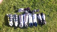 soccer shin pads $25 for all