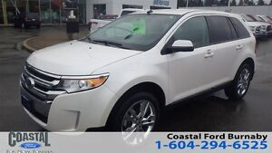 2013 Ford Edge SEL AWD with Heated Seats and Navigation