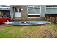 Canoe for sale £55.00 ono