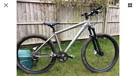 Marin top spec Mountain Bike