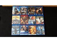 Bundle of Blue Ray dvds
