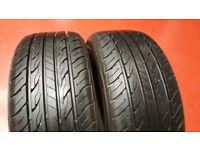 195 50 15 2 x tyres Constancy LY688 NEW