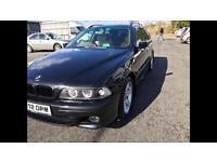 • SOLD• BMW e39 523i SE Touring 2000 with a LPG conversion.