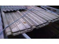 roofing sheets fiberglass