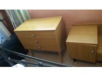60's bedroom furniture