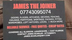 RELIABLE JOINER # CHEAP RATES # FREE QUOTES