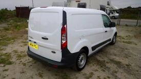FORD Transit Connect 210, 1.6 Turbo Diesel Van, 83,000 miles, 1 Former Owner, Full Service History.