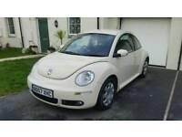 Volkswagen Beetle 1.9 tdi 2007