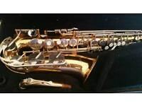 Vito/Yamaha saxophone