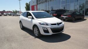 2012 Mazda CX-7 GS (A6),AWD,Leather,Heated seats, Sun roof