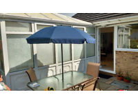 PATIO UMBRELLA 1.5M SPAN