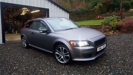 Volvo C30 1.6D SE R Design with warranty