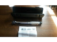 "TORQUE WRENCH 3/8""SQ DRIVE FROM SIEGEN"