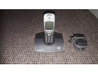 Panasonic Cordless Phone With Base Unit