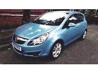 2010 Vauxhall Corsa SE 5dr - Heated seats & steering wheel - 66k miles - 9mo MOT - cheap car