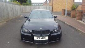 BMW 325i M-Sport, Auto, Full black leather heated seats, FULL SERVICE HISTORY & MOT