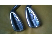 ping G series 8 and 9 iron.