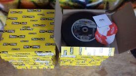Metal cutting discs stihl saw. GREAT PRICE.