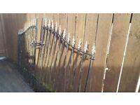 Drive gates (metal )