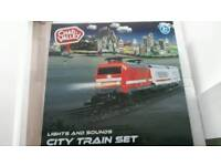 New Chad Valley City Train Set