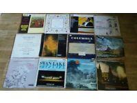 150 x classical vinyl LP's - joblot - sax , alp , asd , lxt , sxl