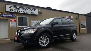 2014 Dodge Journey SXT-V6-THIRD ROW-DUAL AIR/HEAT-PWR SEAT