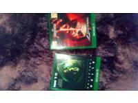 Xbox on games. Alien & tekken 7