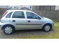 Vauxhall Corsa CDTI