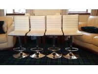 4 breakfast bar stools