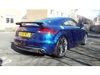 Audi TT, 4xnew goodyear tyres, new cam chain and tensioner, TTRS wing, S-Line, excellent condition