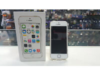 Iphone 5s - Unlocked To All Networks - Boxed