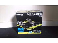 Sentient M-LINK security camera with 500gb recorder