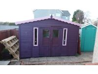 NOW RESERVED Large Shed (Pick up only, Dundee)