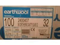 Cheapest in the UK ! Very high grade insulation batts (knauf 32)