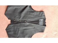 Leather waistcoat Brand new Bikers Paradise