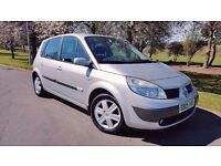 Renault Scenic 1.6 VVT Dynamique 5dr 1 OWNER FROM NEW+FULL YEAR MOT