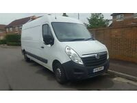 VAUXHALL MOVANO F3500 L3H2 CDTI125 ON 61 PLATE, VERY GOOD CONDITION IN & OUT, DRIVES VERY WELL