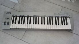 USB midi keyboard 49 key