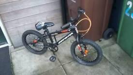 Boys apollo starfighter bike