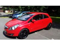 Vauxhall Corsa Design 1.3 diesel manual MOT runs out 04/18