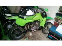 Kx 60 looking to swap for kx80/85 cr rm yz