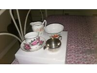 Vintage high tea event offered