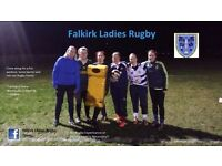 Ladies of Falkirk Unite, come and try RUGBY at Sunnyside